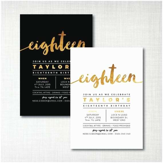 Electronic Party Invitations Another Invite Design Idea We Could Imitate Modern Gold