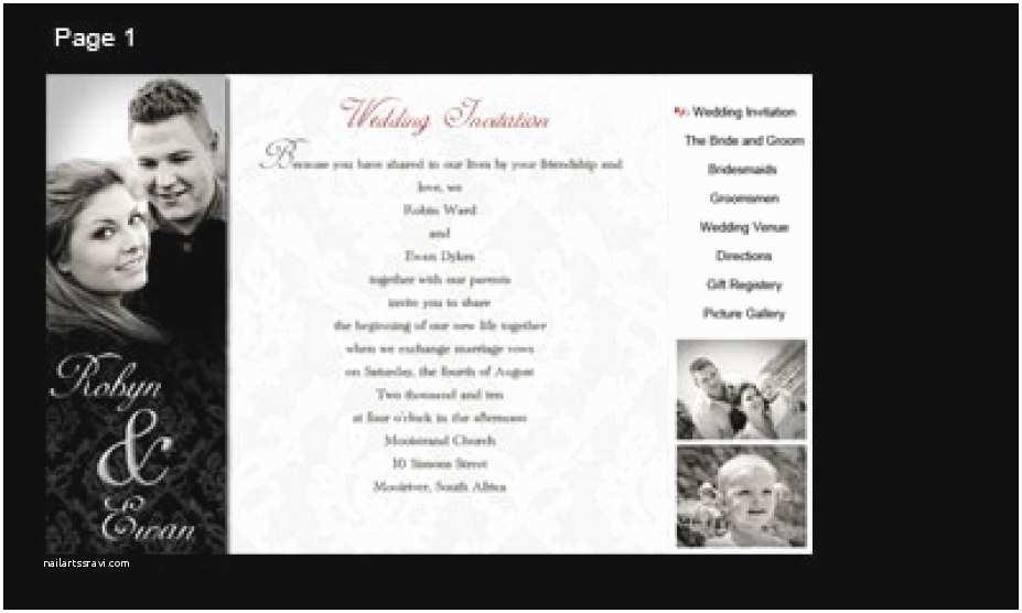 Electronic Wedding Invitations 33 Electronic Wedding Invitations Popular – the