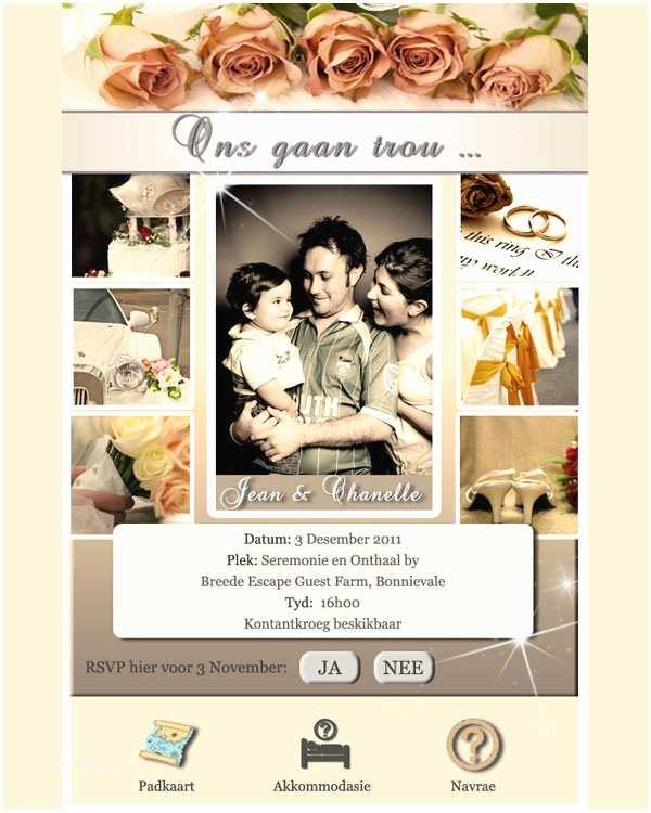 post e invitations wedding