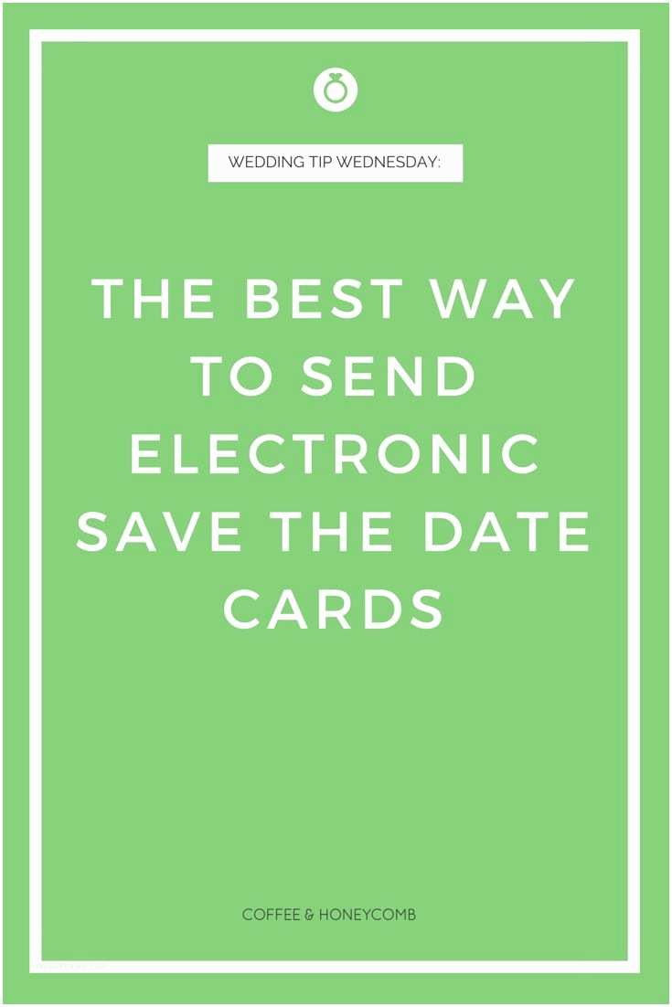 Electronic Wedding Invitations Best 25 Electronic Save the Date Ideas On Pinterest