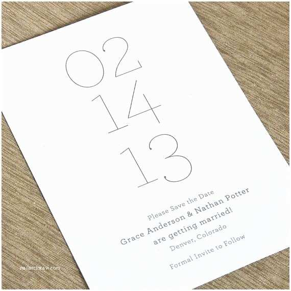 Electronic Wedding Invitations formal Save the Dates Ideas D the Best Electronic Save