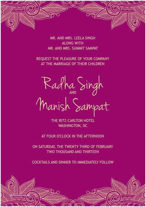 Electronic Wedding Invitations Wedding Invitation Suites and Designs Electronic