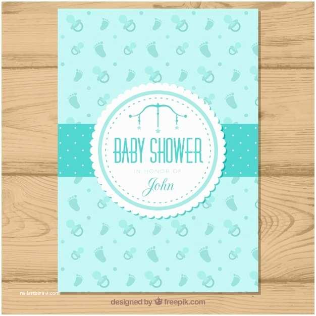 Elegant Baby Shower Invitations Elegant Baby Shower Invitation Vector