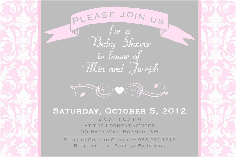 Elegant Baby Shower Invitations Imposing Decoration Elegant Baby Shower Invitations