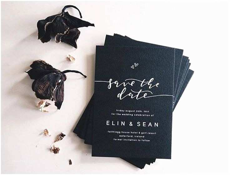 Elegant Black and Gold Wedding Invitations Best 25 Black Wedding Invitations Ideas On Pinterest