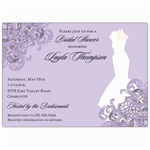 Elegant Bridal Shower Invitations Bridal Shower Invitations Free Elegant Bridal Shower