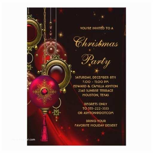 Elegant Christmas Party Invitations Most Popular Corporate event Invitations