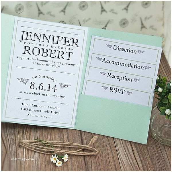 Elegant Pocket Wedding Invitations Best 25 Casual Wedding Invitations Ideas On Pinterest