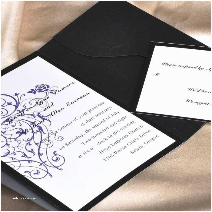 Elegant Pocket Wedding Invitations Elegant Chandelier Pocket Wedding Invitations Ukps008