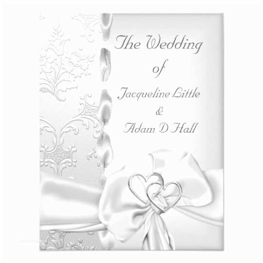 Elegant Silver Wedding Invitations Elegant Wedding Invitations & Announcements