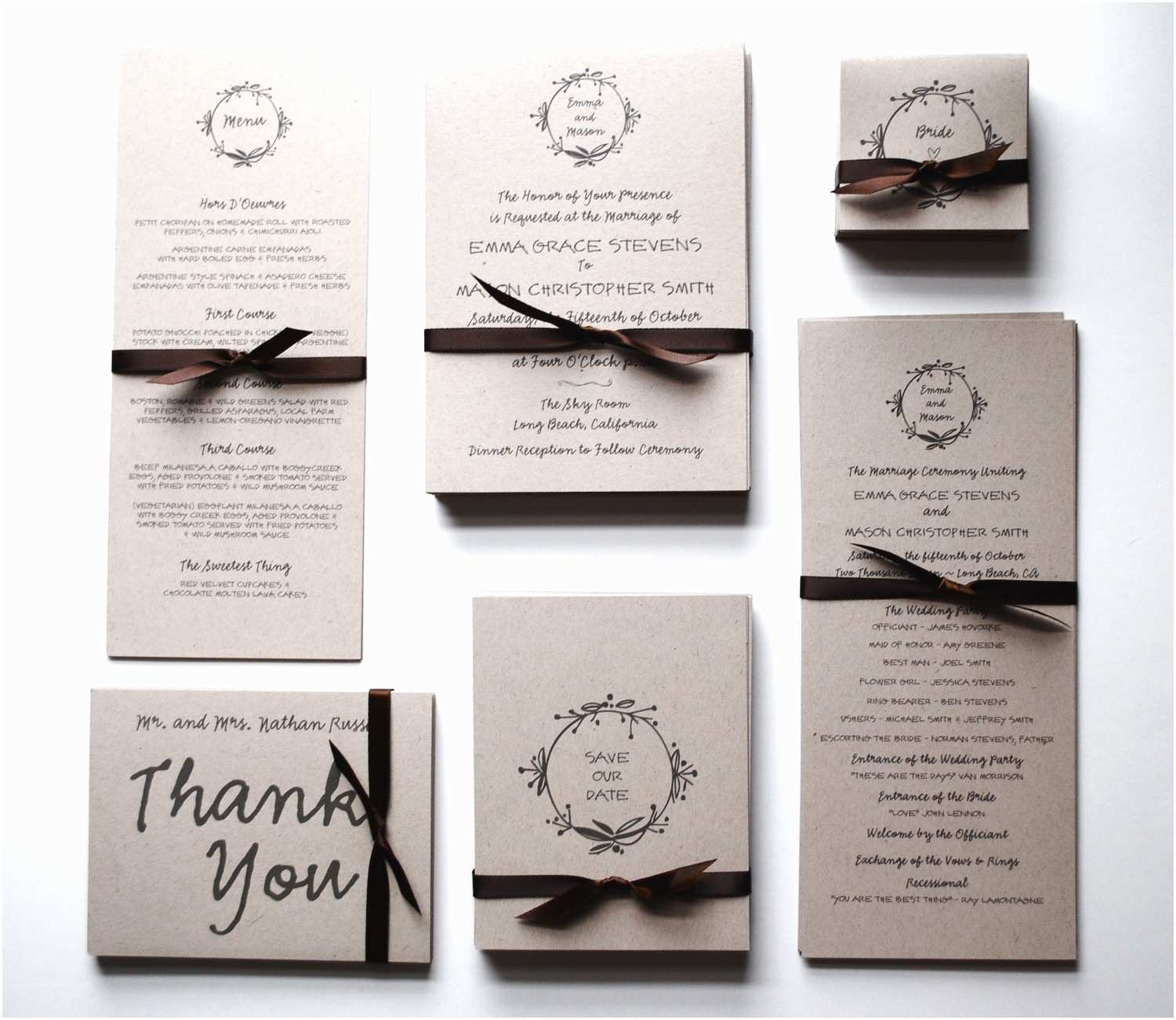 Elegant Wedding Invitation Sets Sample Wedding Invitation Design Tags Weddi with