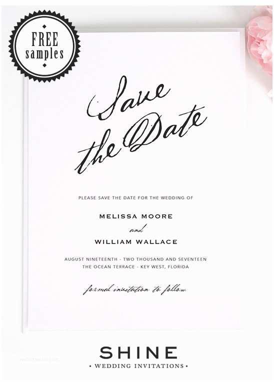 Elegant Wedding Invitation Wording Chic and Elegant Wedding Invitations