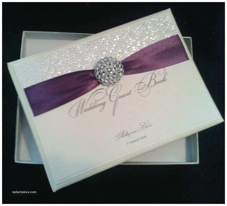 Elegant Wedding Invitations with Crystals 1000 Images About Wedding Invitations Extrordinare On