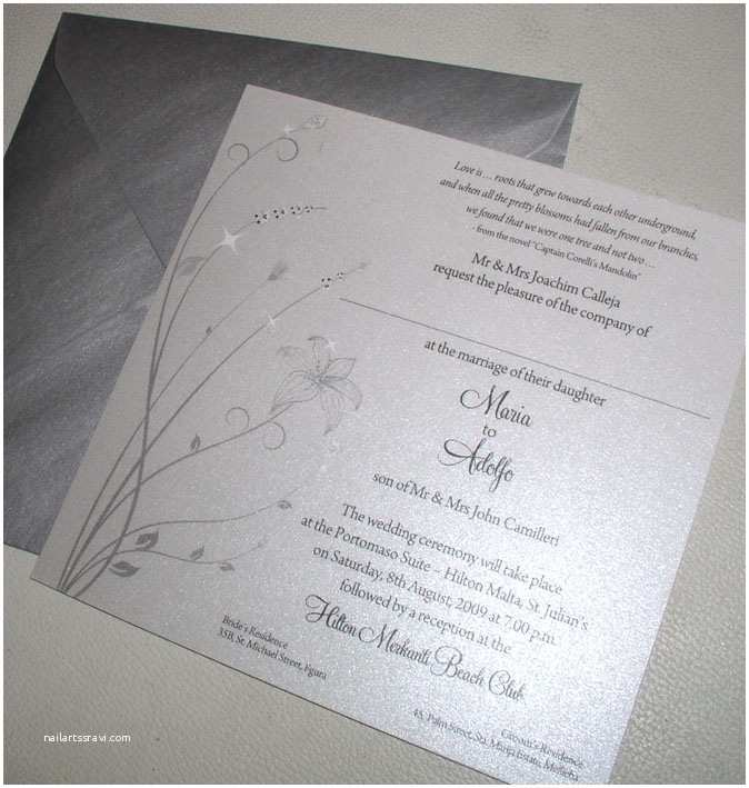 Elegant Wedding Invitations with Crystals Tana S Blog Rose Invitation theme No Wedding themes for