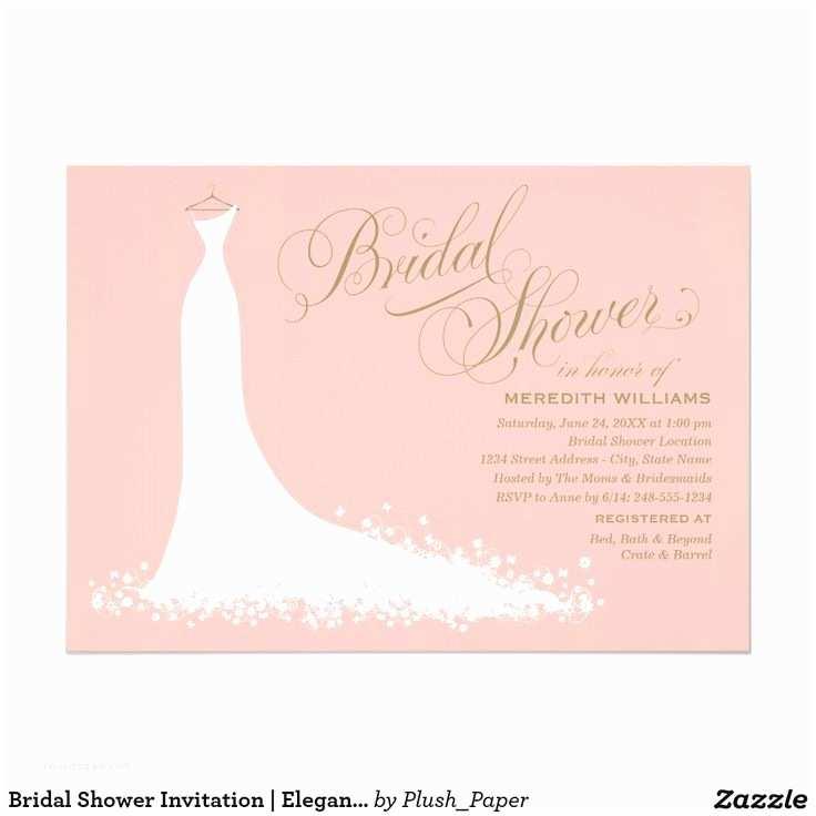 Elegant Wedding Shower Invitations 33 Best Bridal Shower and Bachelorette Party Ideas Images