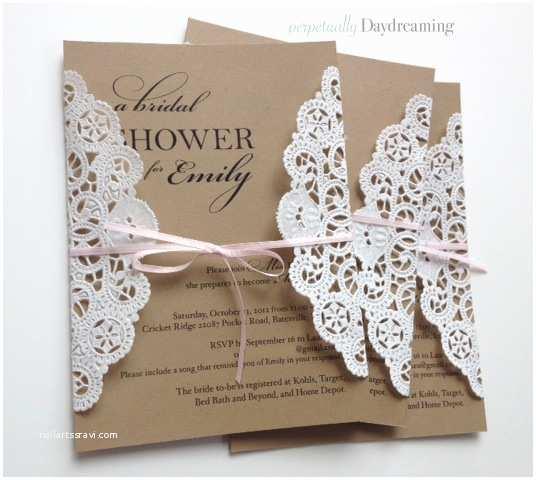 Elegant Wedding Shower Invitations An Elegant Country Bridal Shower Idea Board Perpetually