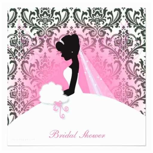 Elegant Wedding Shower Invitations Elegant Vintage Bridal Shower Invitation