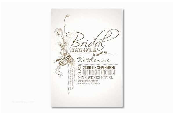 Elegant Wedding Shower Invitations Read More – Gorgeous Bridal Shower Invitations