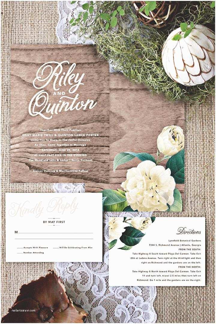 Elli Wedding Invitations 17 Stunning Wedding Invitations From Elli Modwedding
