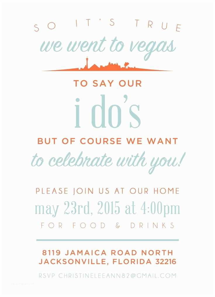 Elopement Party Invitations Best 25 Elopement Announcement Ideas On Pinterest