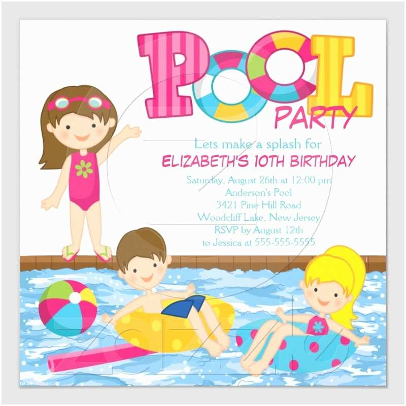 Email Birthday Invitations Party