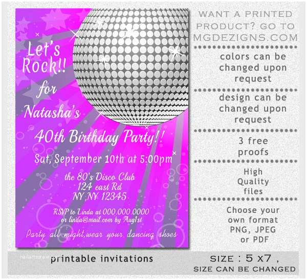 Email Party Invitations Birthday Invitation Email Template – 27 Free Psd Eps