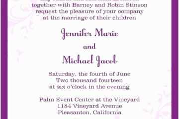 Email Wedding Invitations Free Wedding Invitation Mail