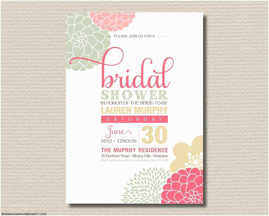 Email Wedding Shower Invitations Bridal Shower Invitation Wording for Shipping Ts