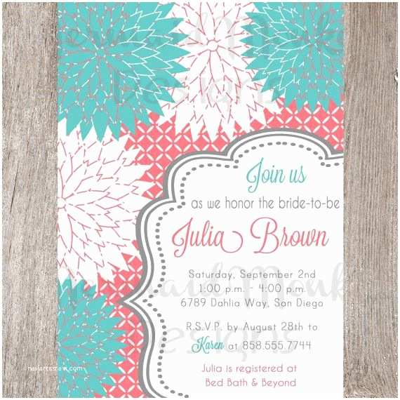 Email Wedding Shower Invitations Bridal Shower Invitations Bridal Shower Invitations Via Email