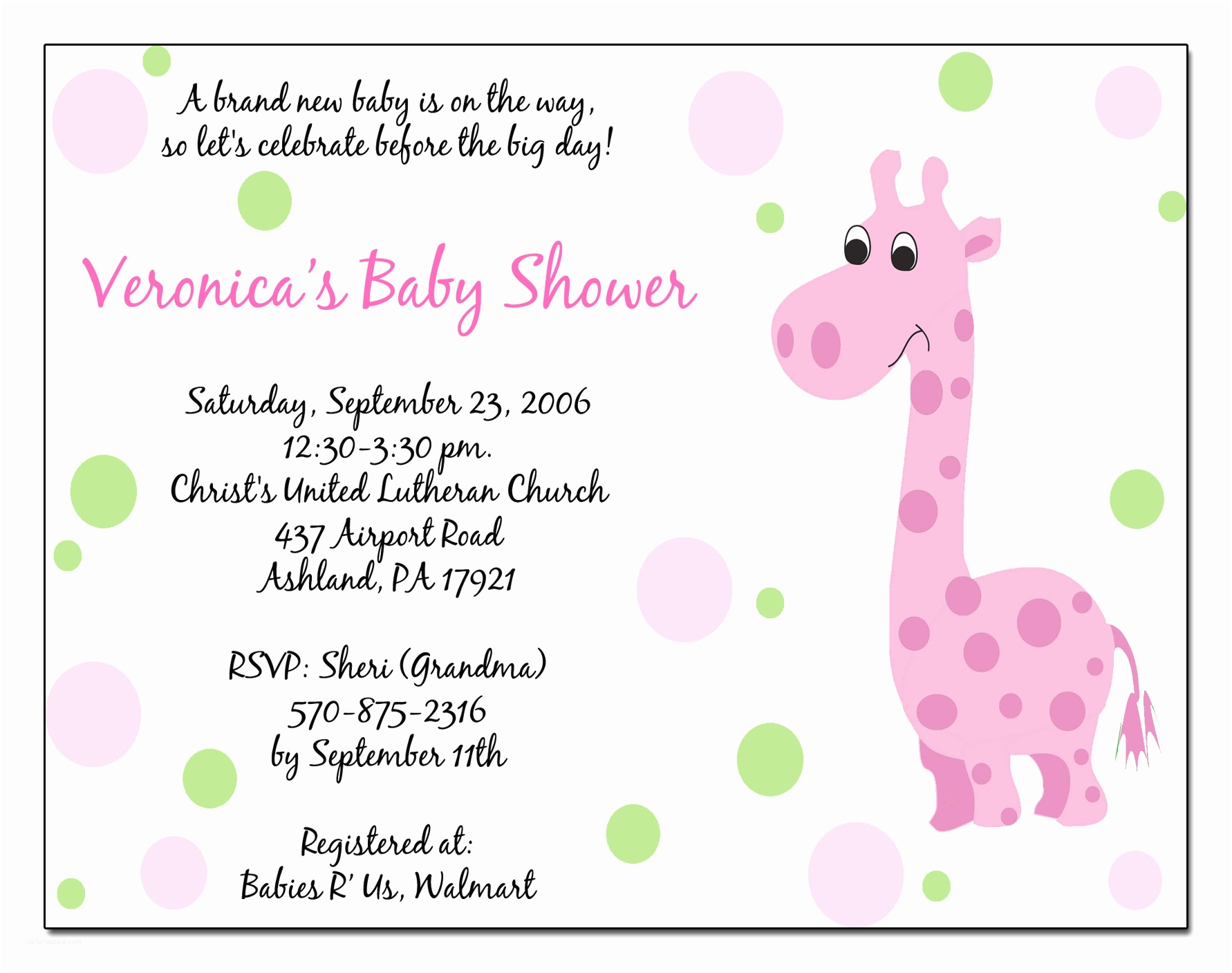 Email Wedding Shower Invitations Email Baby Shower Invitations Template