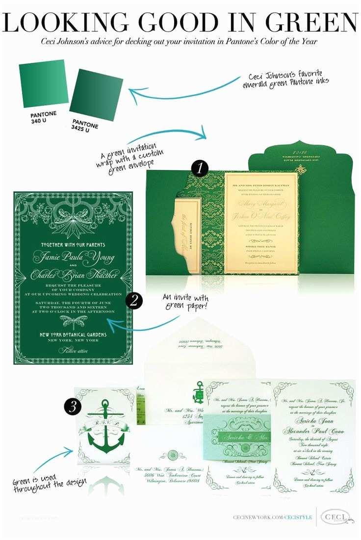 Emerald Green Wedding Invitations 17 Best Images About Emerald Green Wedding On Pinterest