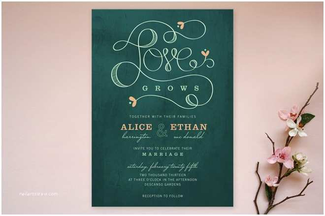 Emerald Green Wedding Invitations Emerald Green 2013 Color the Year the Ultimate