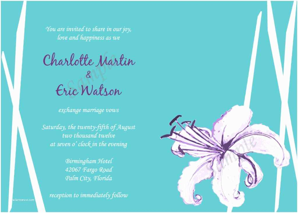 Emily Post Wedding Invitation Emily Post Wedding Invitations – Gangcraft