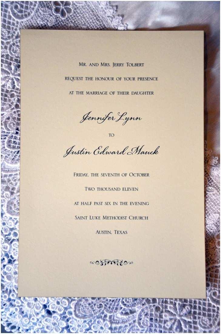 Emily Post Wedding Invitation Wedding Invitation Templates Emily Post Wedding Invitation