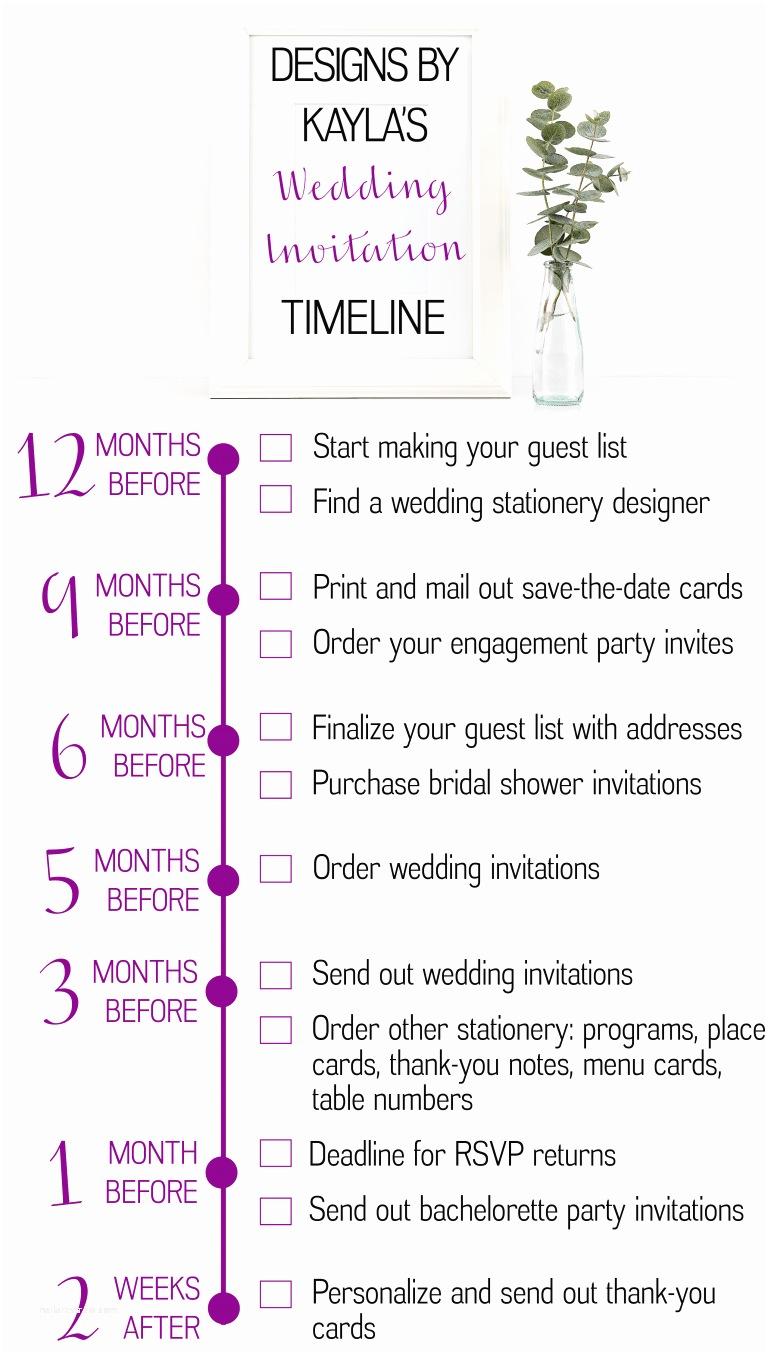 Emily Post Wedding Invitation Wedding Invitation