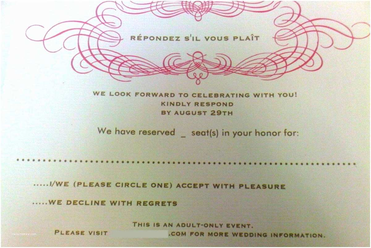 emily post wedding invitation wording