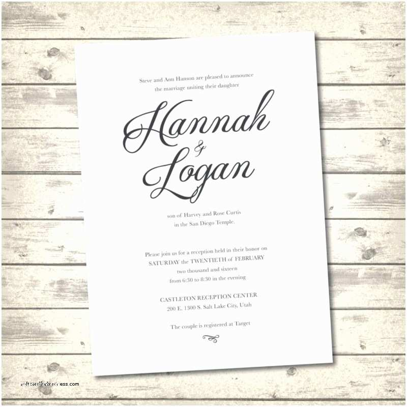 Emily Post Wedding Invitation Wording Traditional Wedding Invitation Wording