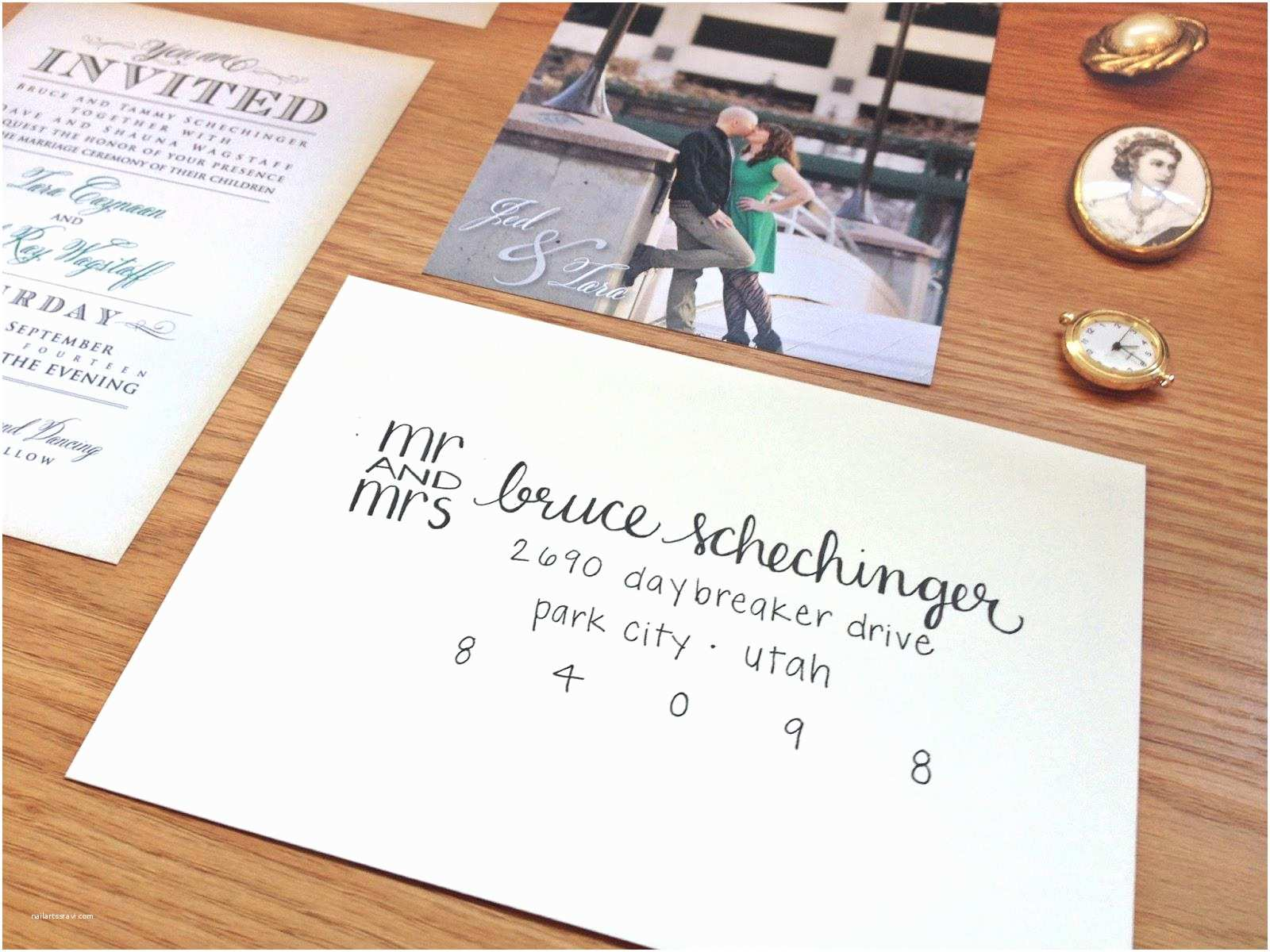 Emily Post Wedding Invitation Wording Wedding Invitations Addressing Etiquette Emily Post