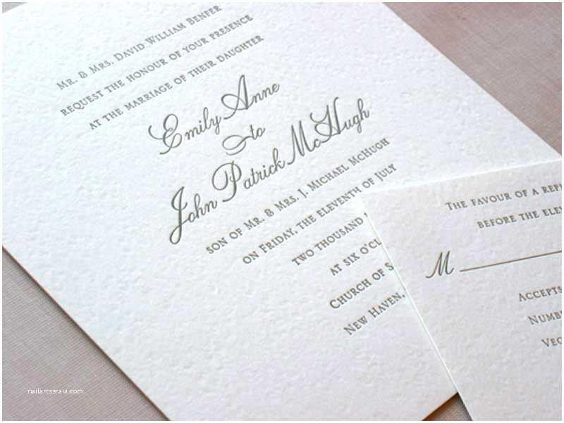Emily Post Wedding Invitation Wording Wedding Stationery Need to Know United with Love