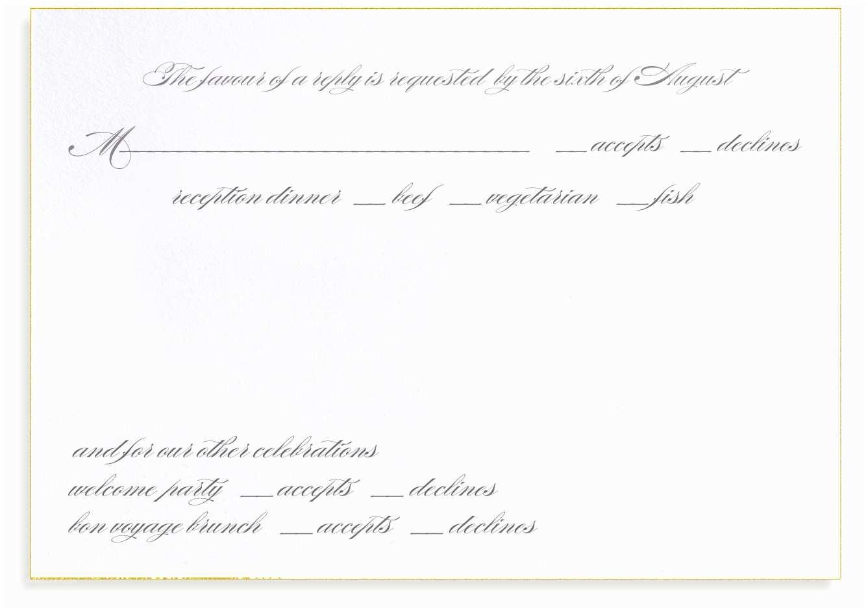 Emily Post Wedding Invitation Wordings Emily Post Wedding Invitation Etiquette as Well