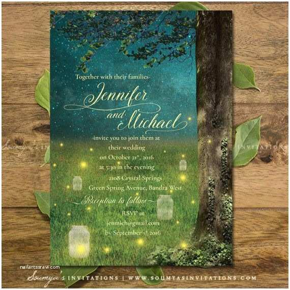 Enchanted forest themed Wedding Invitations 1000 Ideas About Enchanted forest Cake On Pinterest