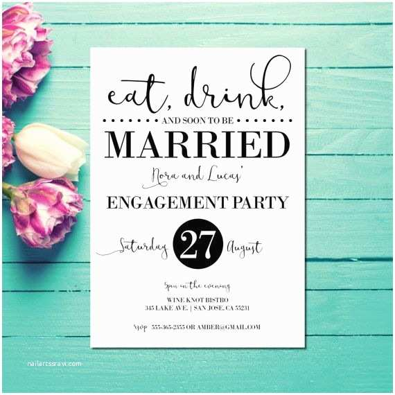 Engagement Party Invitation Best 25 Engagement Party Invitations Ideas On Pinterest