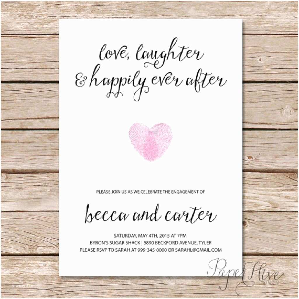 Engagement Party Invitation Engagement Party Modern Engagement Party Invitations