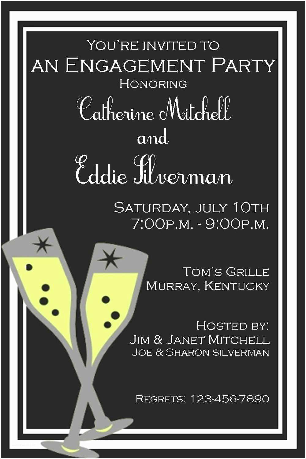 Engagement Party Invitation Free Engagement Party Invitation Templates Mickey Mouse