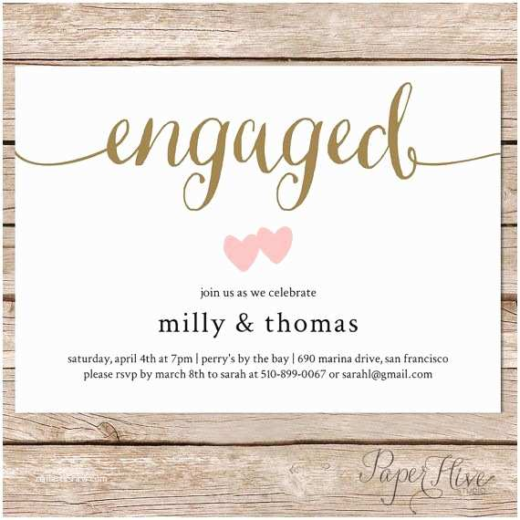 Engagement Party Invitation Wording Best 25 Engagement Party Invitations Ideas On Pinterest