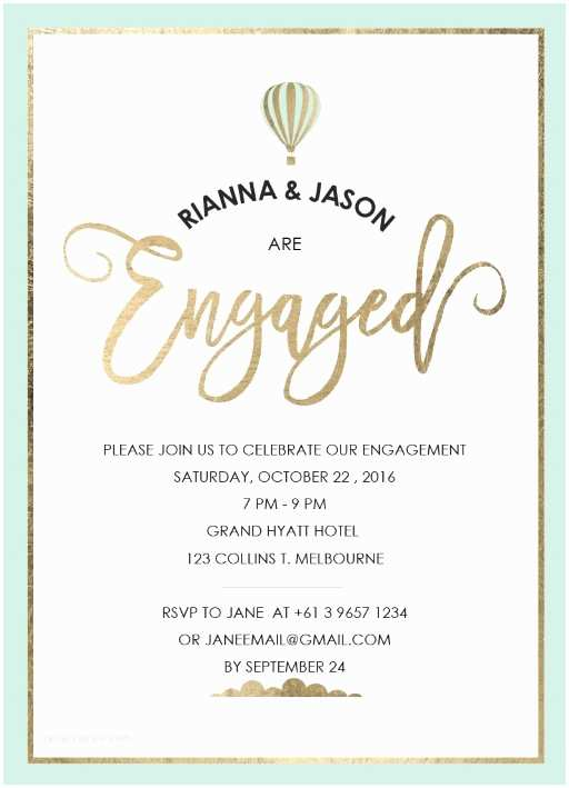 Engagement Party Invitations Engagement Party Invitations Independent De