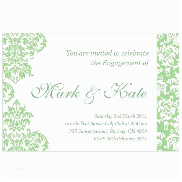 Engagement Party Invitations Templates 17 Best Images About Invitations On Pinterest