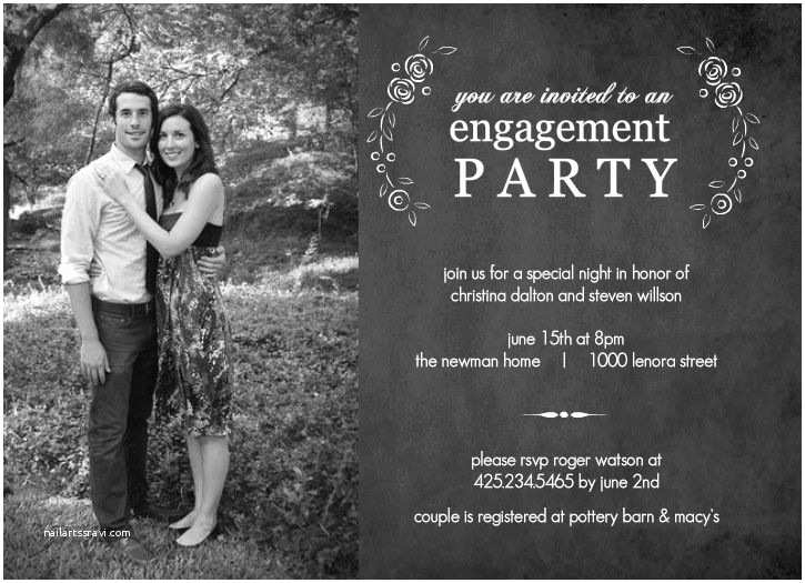 Engagement Party Invitations Templates Free Engagement Party Invitation Templates Printable