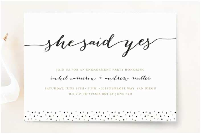 Engagement Party Invitations Templates How to Word Engagement Party Invitations with Examples