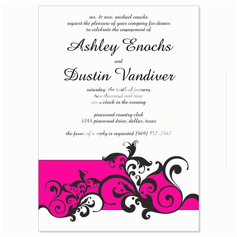 Engagement Party Invitations Templates Invitation Templates Engagement Party Gallery Invitation